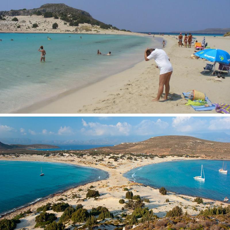 najlepse plaze u grckoj