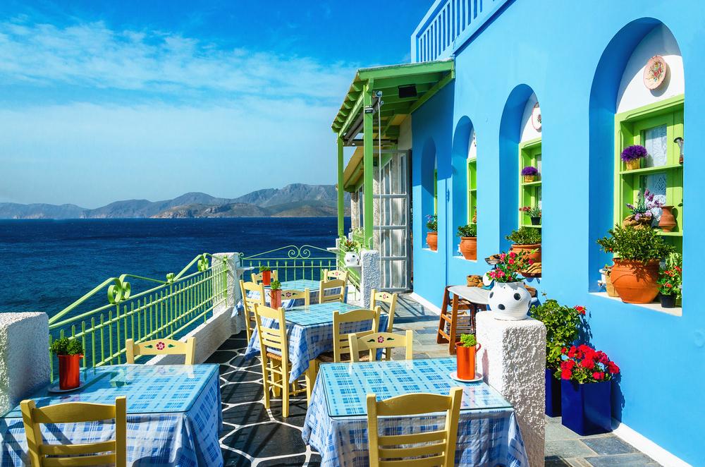 restorani u grckoj