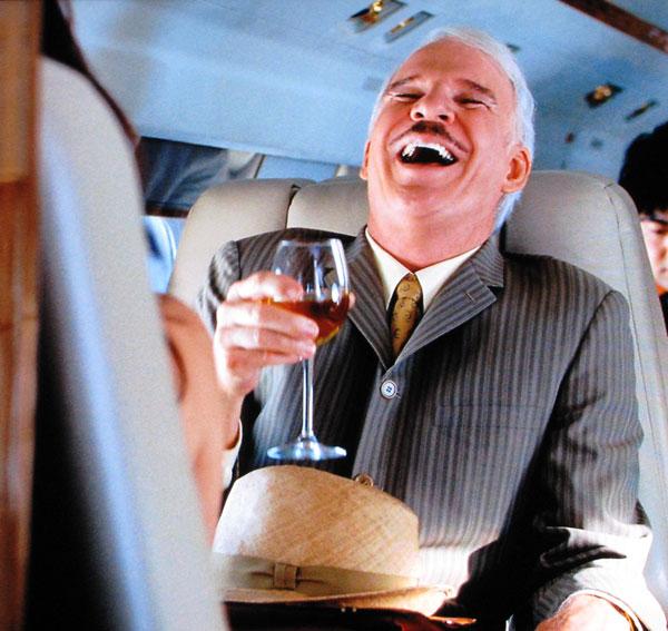 vrhunska vina koja se usluzuju u avionima