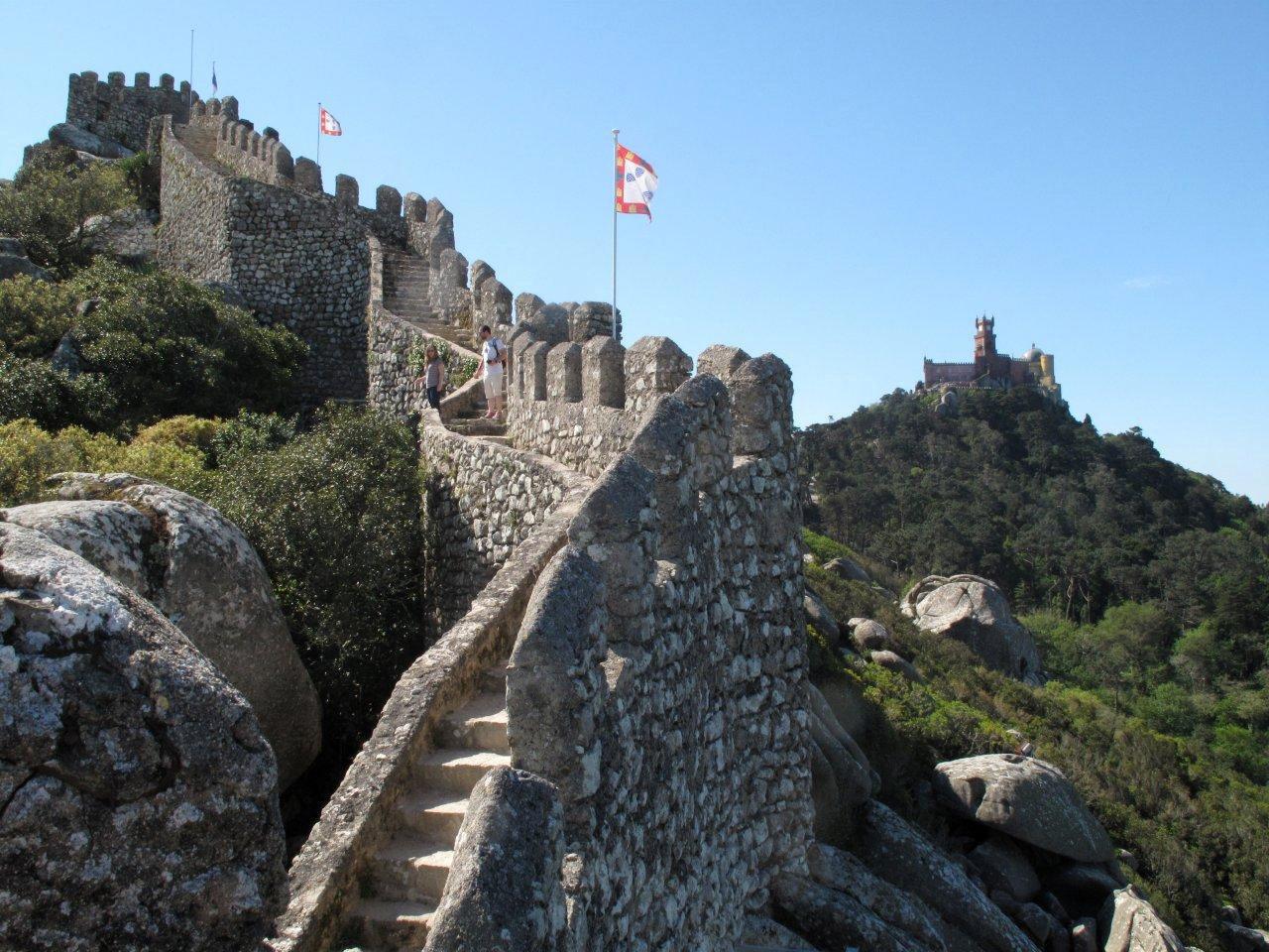 zamak u portugaliji