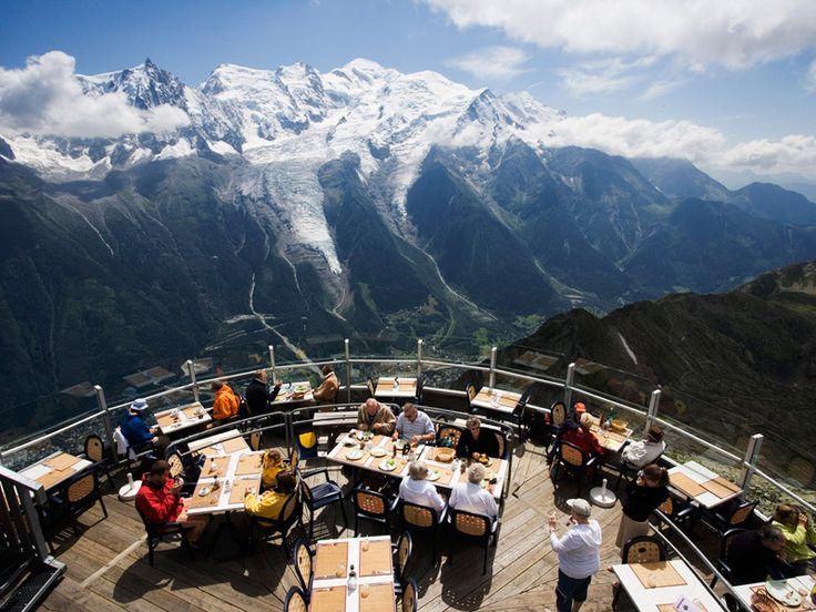 restoran sa najlepsim pogledom italija