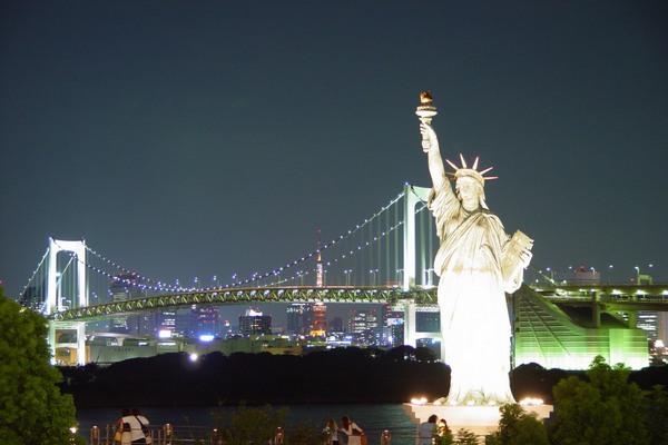 gde se nalazi kip slobode i kako doci