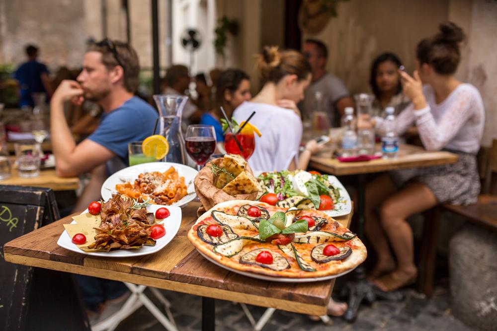 italijanska kuhinja najbolja u rimu