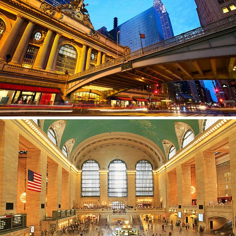 kako naci najvecu zeleznicku stanicu u njujorku