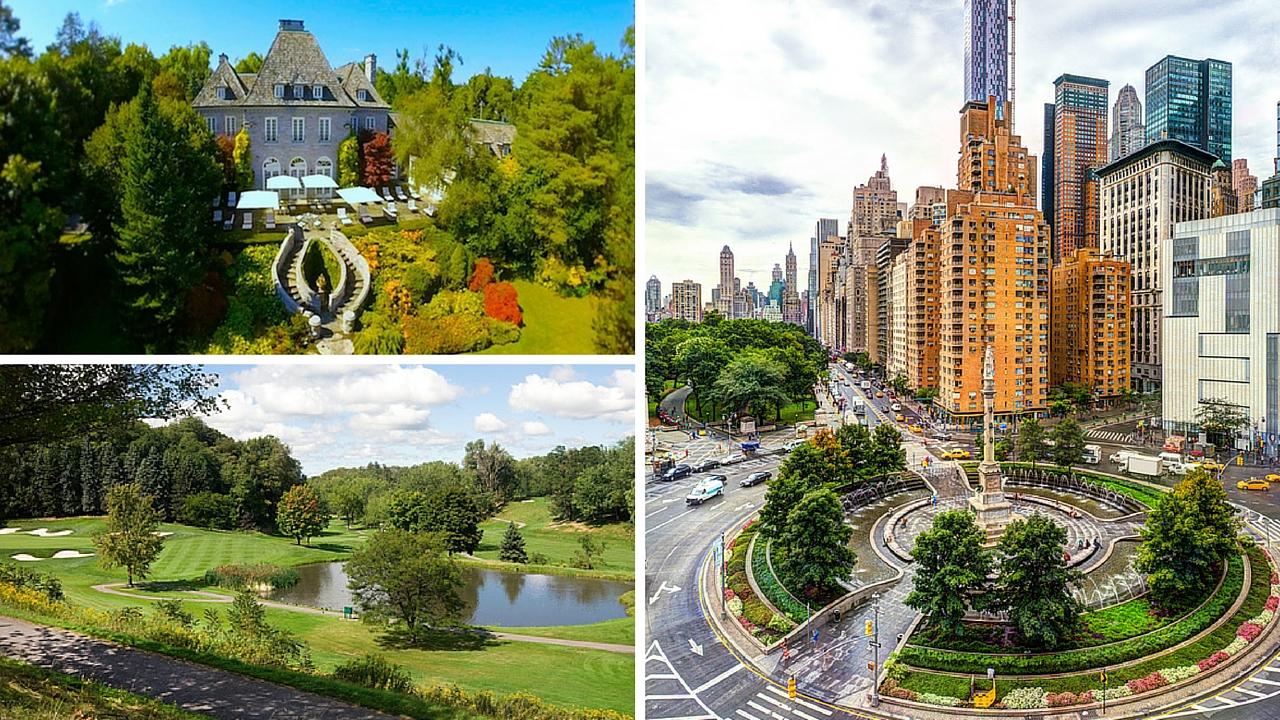 kako obici sve znamenitosti njujorka