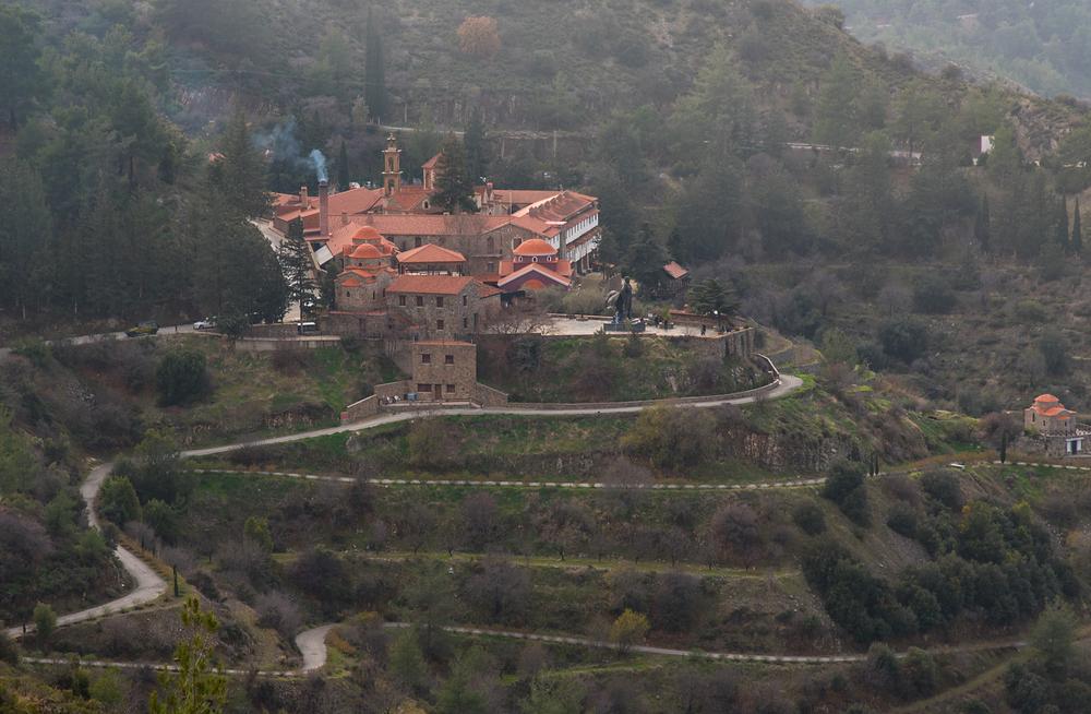 manastiri na kipru
