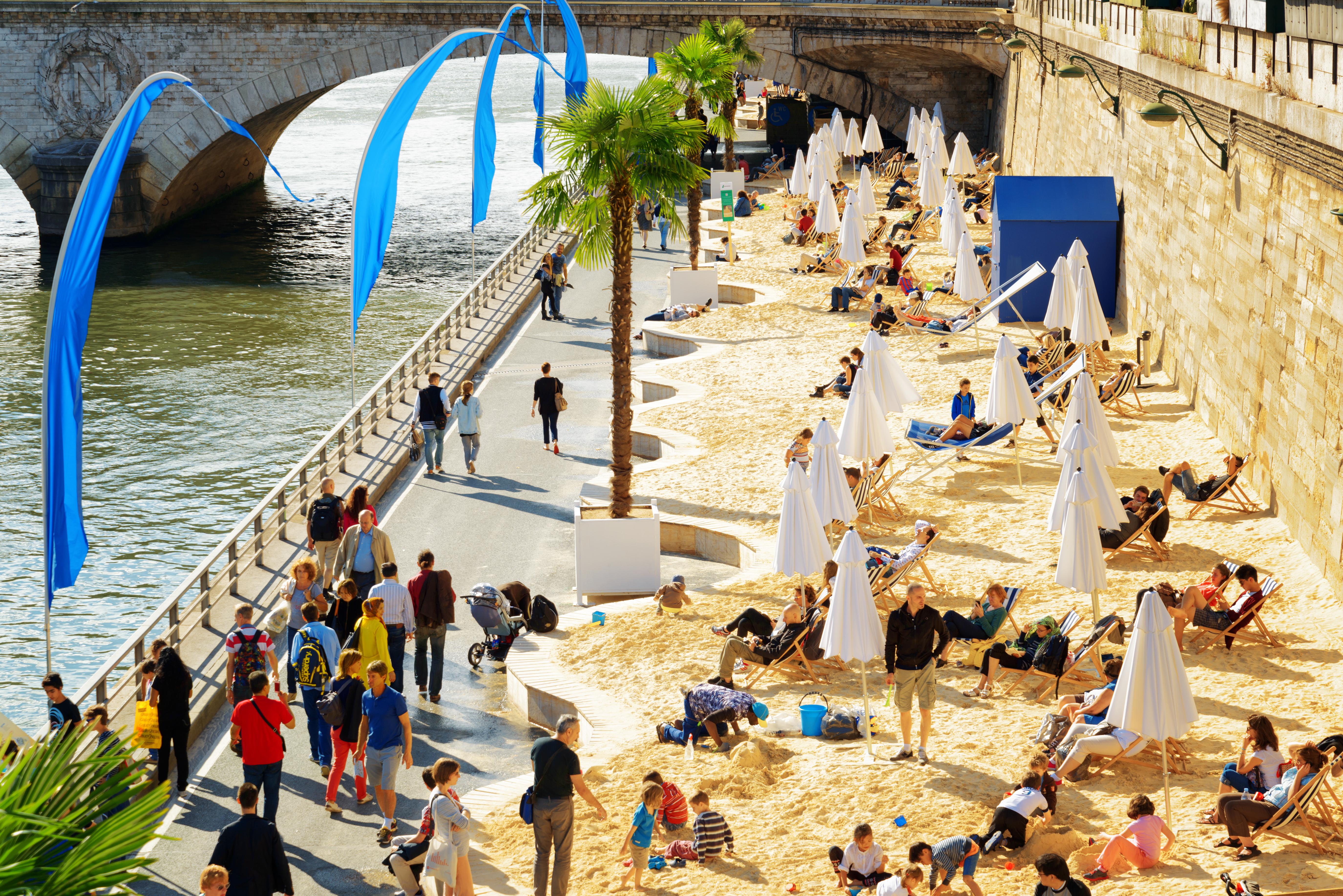 pariske plaze