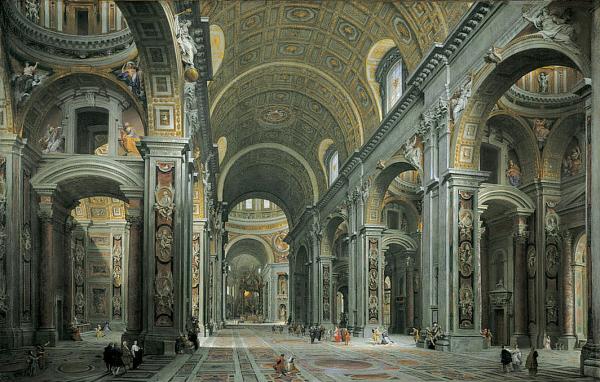 posetiti baziliku svetog petra u rimu