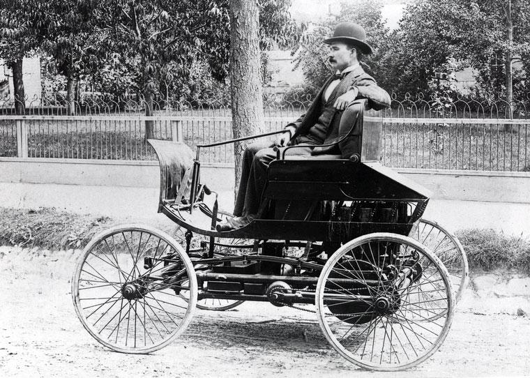 prvi automobili