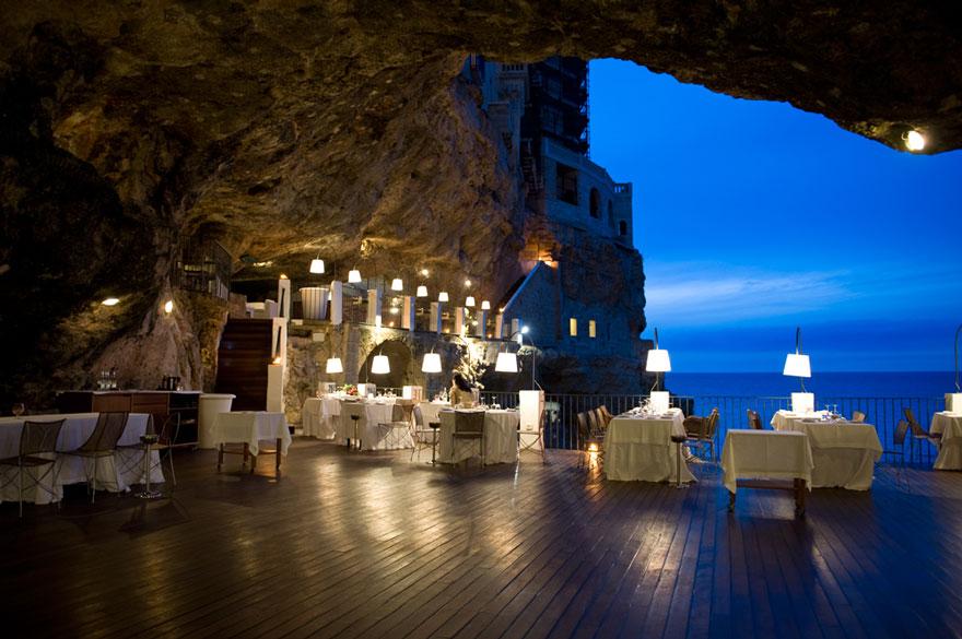 restoran u pecini najbolji italijanski restoran