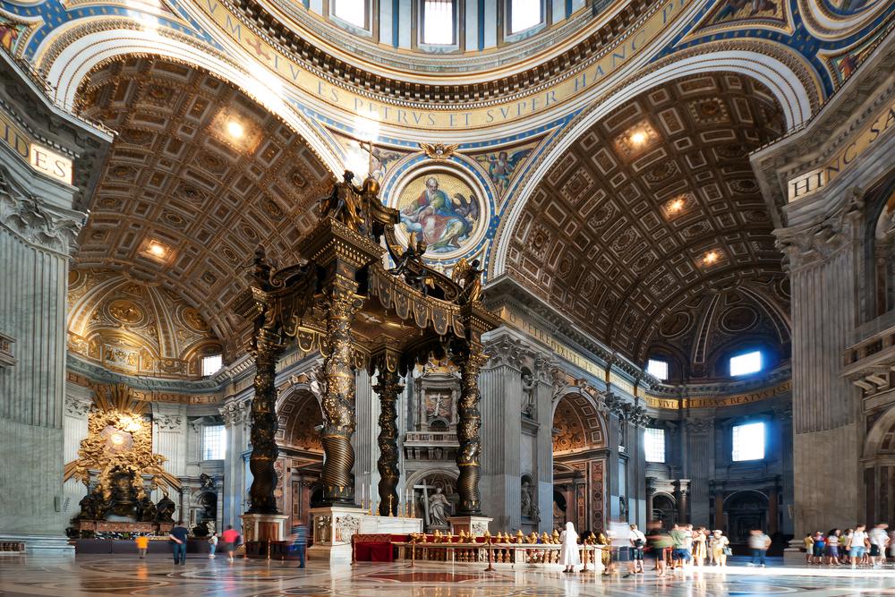 zasto posetiti baziliku u rimu