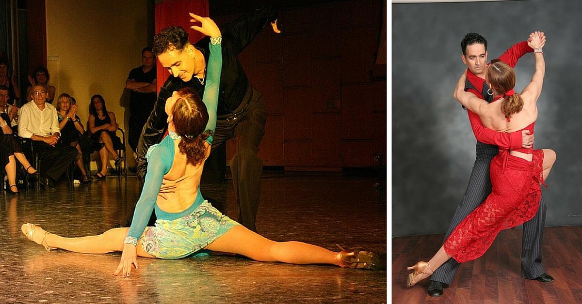 gde je najbolje nauciti tango ples