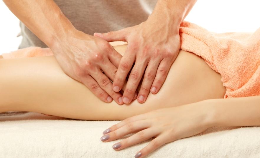 Quad massage