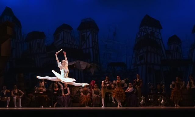 kako postati balerina