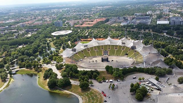 olimpiski park u minhenu