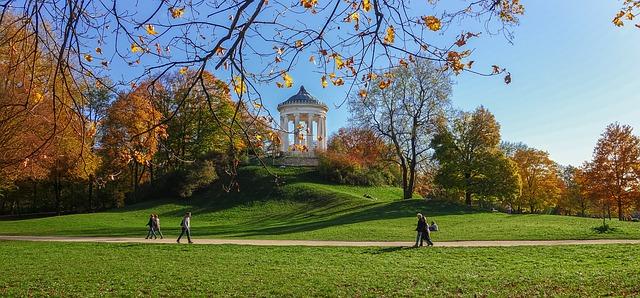 parkovi i prirodna bogarstva minhena nemacke