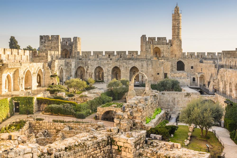 putovanje u jerusalim