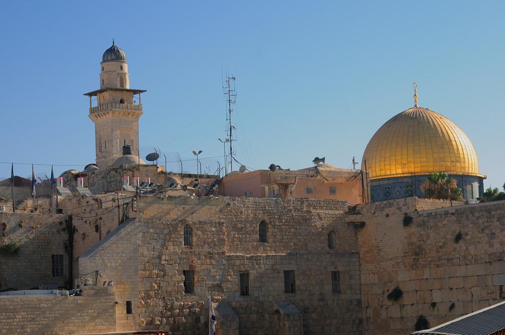 sta posetiti u jerusalimu