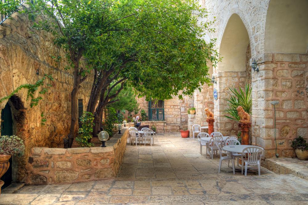 ulice jerusalima