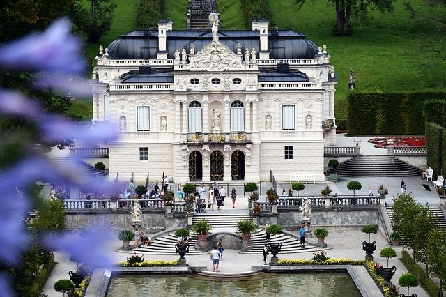 dvorci-u-nemackoj