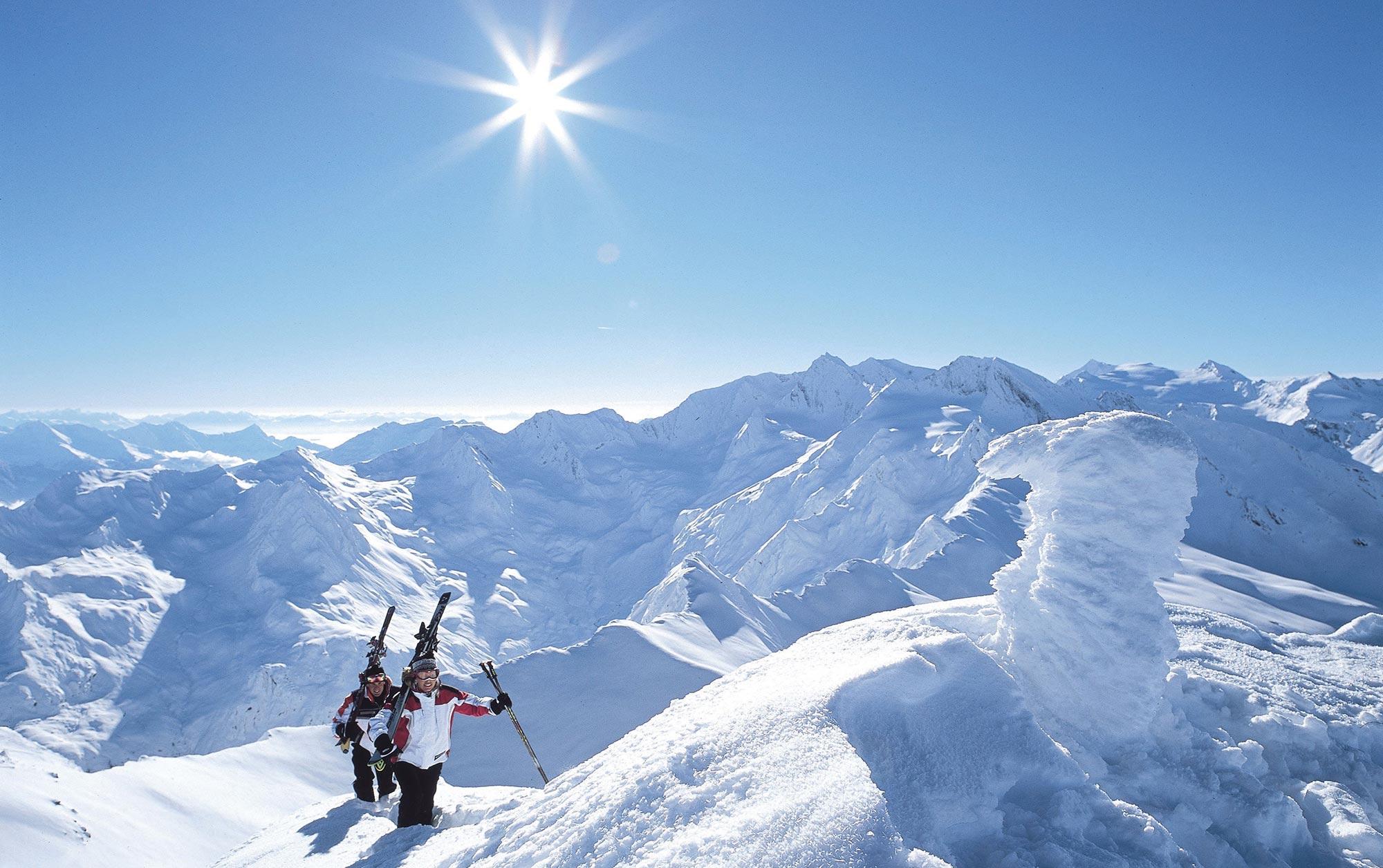 Top 10 Skijalista U Austriji 2017