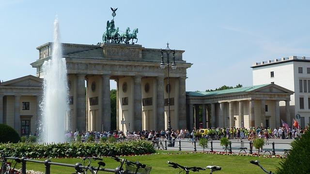 brendenburska kapija berlin