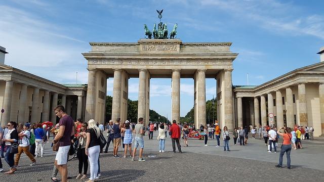 poseta berlinu