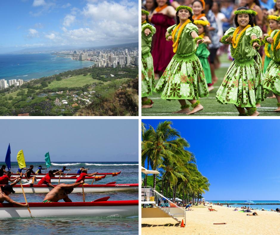 poseta havajima sad