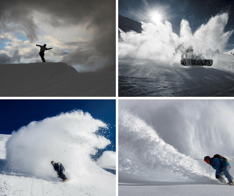 snowbording