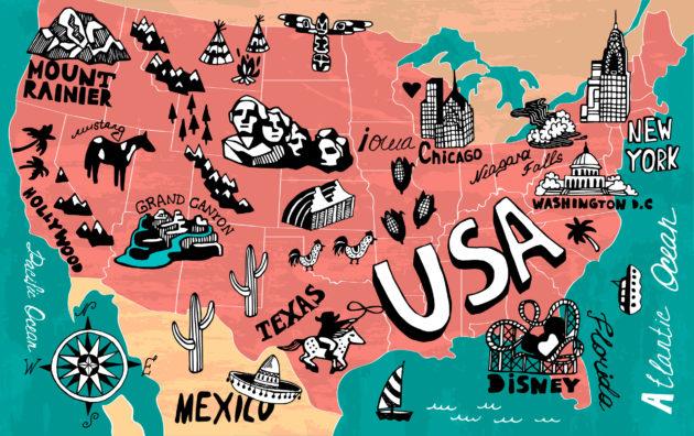 Top 50 Mesta Koja Treba Videti U Americi