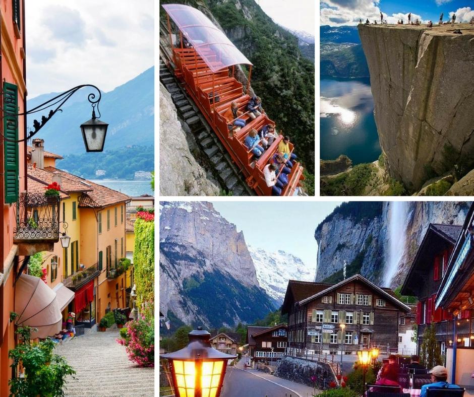 šta posetiti u švajcarskoj