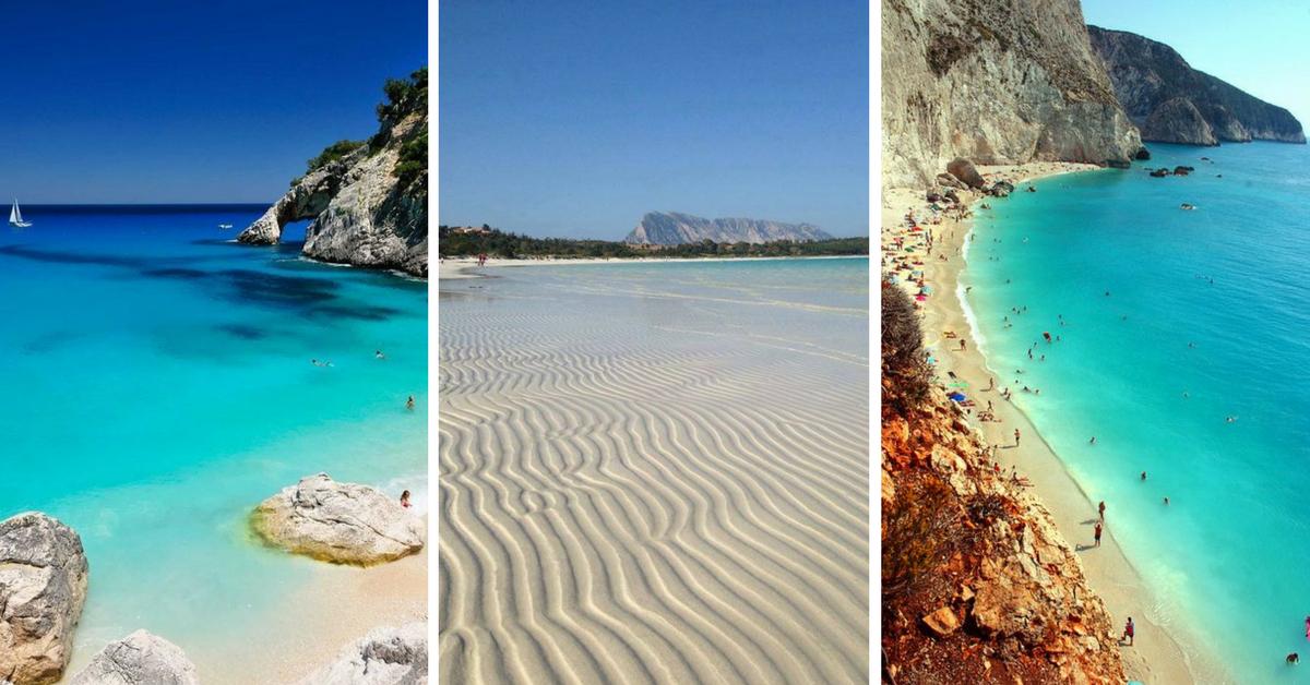 plaze u italiji
