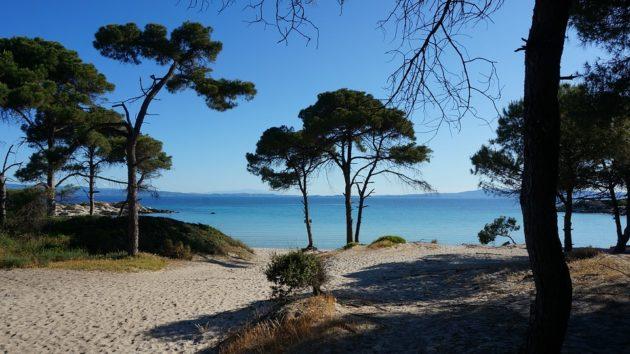 grcke plaze sa hladovinom