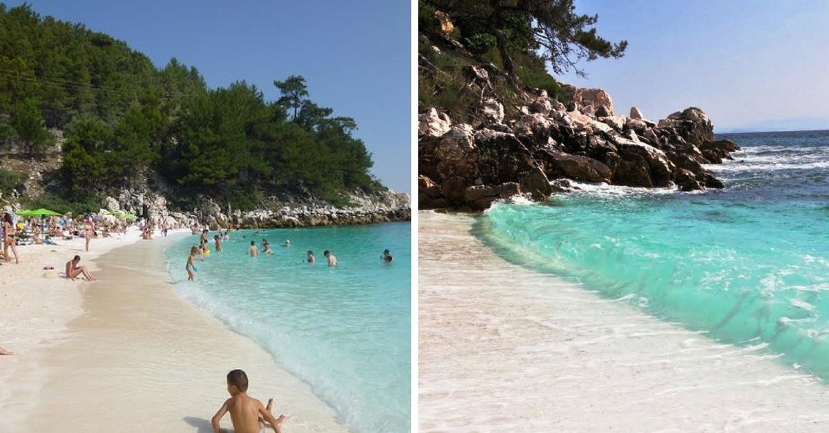 najlepše plaže za decu u grčkoj