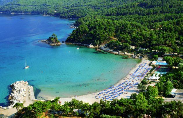 Najlepše Plaže Na Tasosu Top 10 Najlepših Plaža Saveti