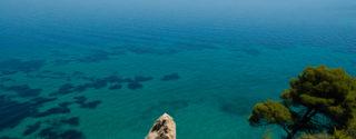 plaža sarti u grčkoj
