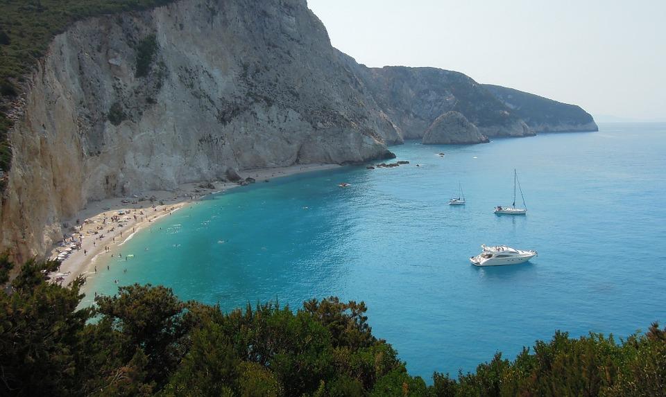 odmor u septembru u grčkoj