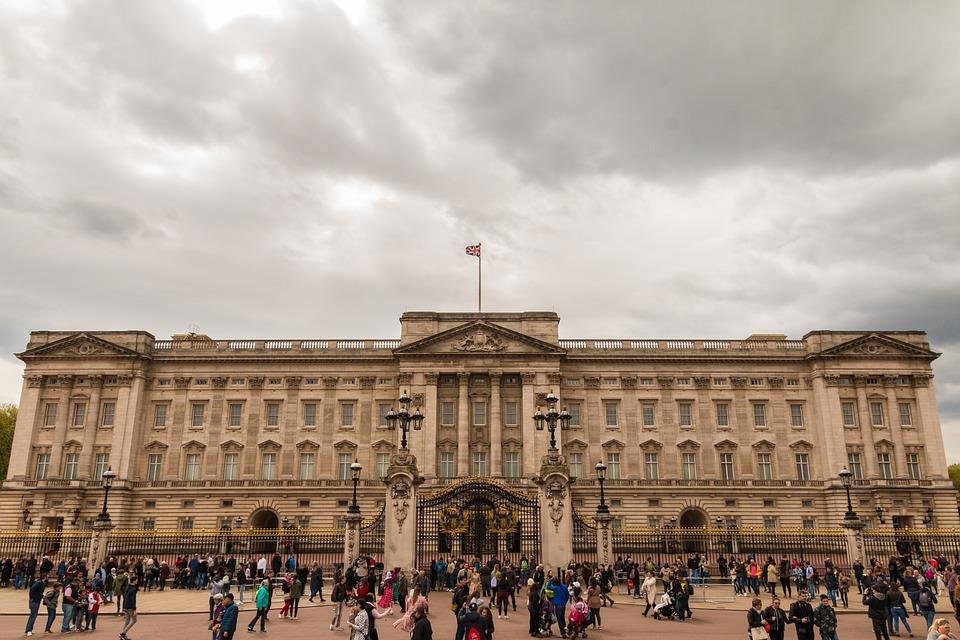 dvorci velike britanije