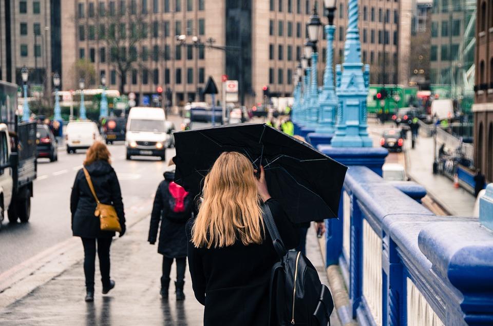 kakvo je vreme u londonu