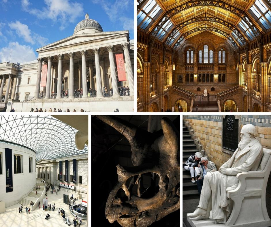 muzeji u engleskoj