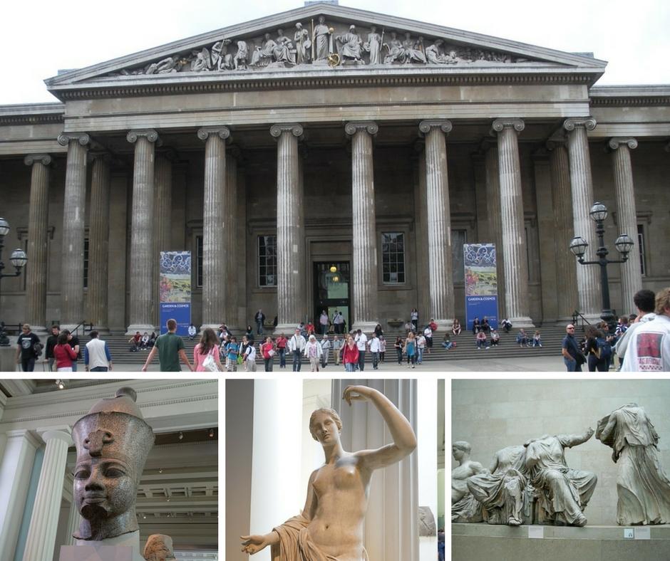 muzeji u londonu