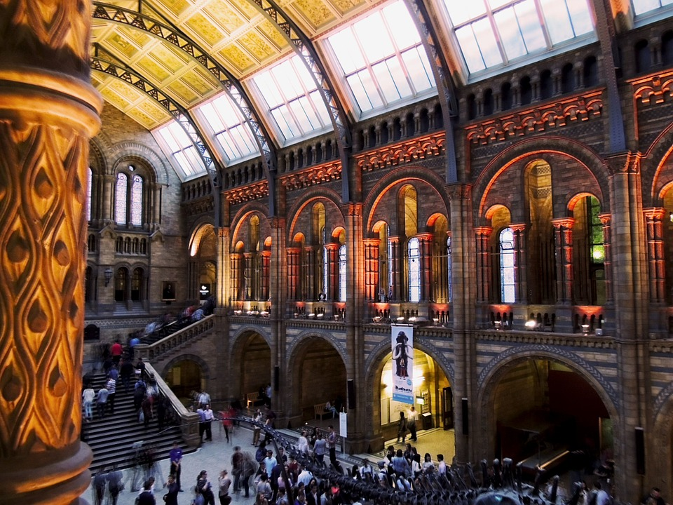 london muzeji