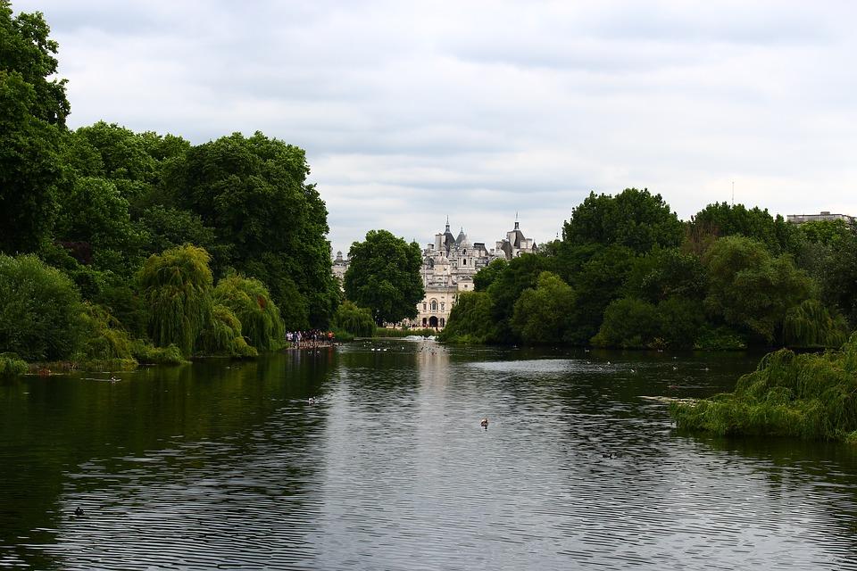 parkovi u londonu