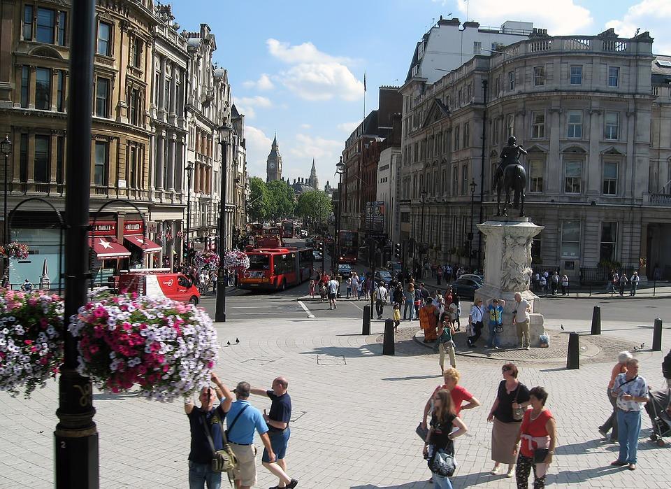 velika britanija london